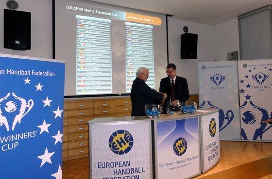 Χάντμπολ: Οι εκπρόσωποι στα Ευρωπαϊκά Κύπελλα