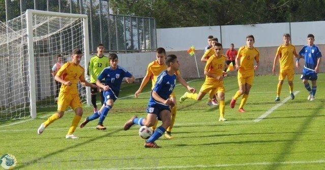 Νέο διπλό φιλικό για την Εθνική Παίδων U14