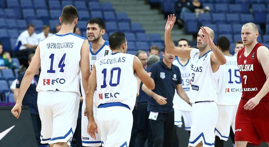 ΕΠΙΤΕΛΟΥΣ! Στους «16» του Eurobasket