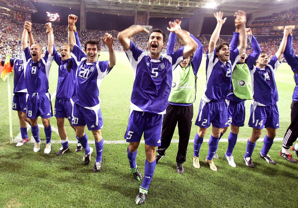Euro 2004: Σαν σήμερα η Ελλάδα έγραφε χρυσή ιστορία στο Ποδόσφαιρο (vid)