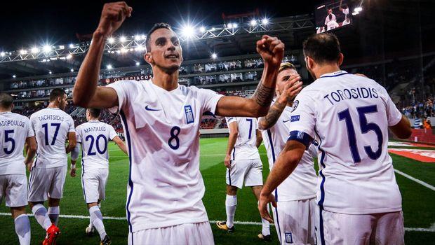 Οι παίκτες της Εθνικής Ελλάδας για τα ματς με την Κροατία