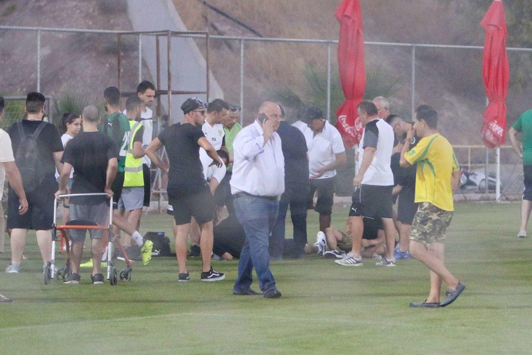 AEK: «Θα επανέλθουμε για τα χθεσινά