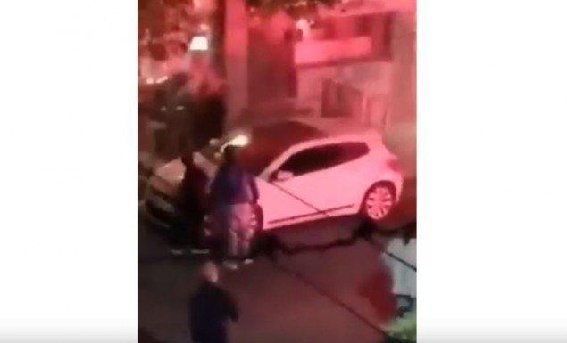 Σοκαριστικό βίντεο από την επίθεση σε οπαδό