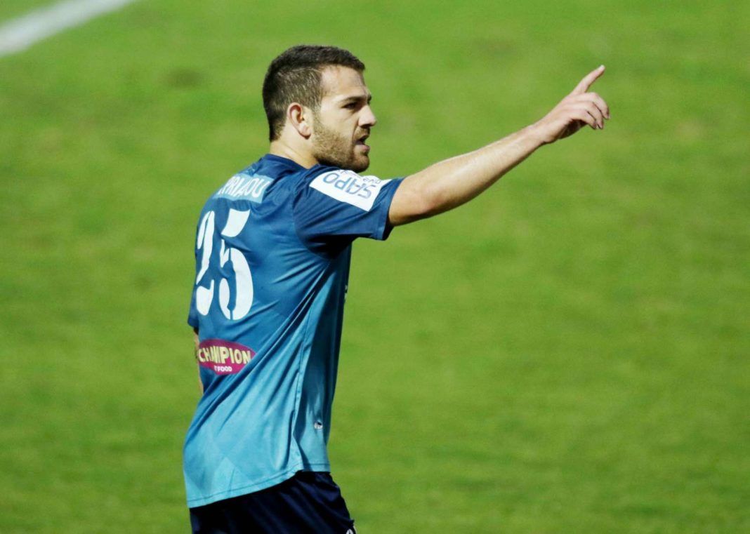 Top Goal 10ης Αγωνιστικής ο Δημήτρης Κυπριανού