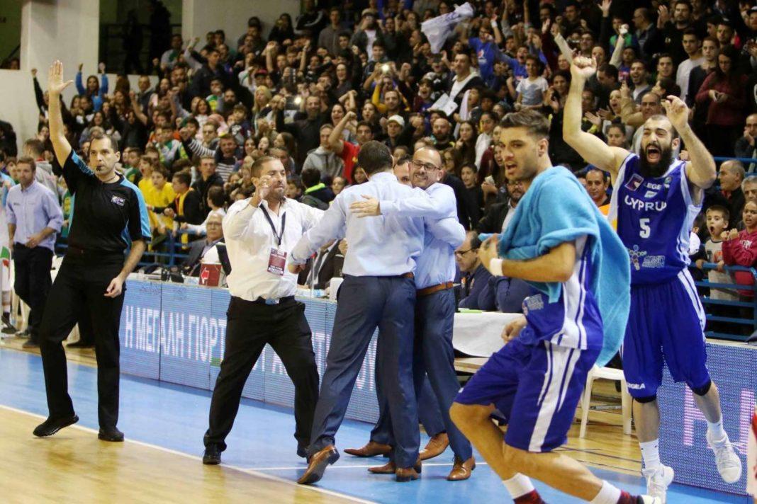 Μεγάλη νίκη μπροστά σε 5000 κόσμο για την Κύπρο! (video+pics)
