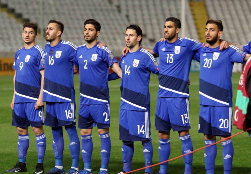 Εθνική Κύπρου: Τα φιλικά των αντιπάλων μας