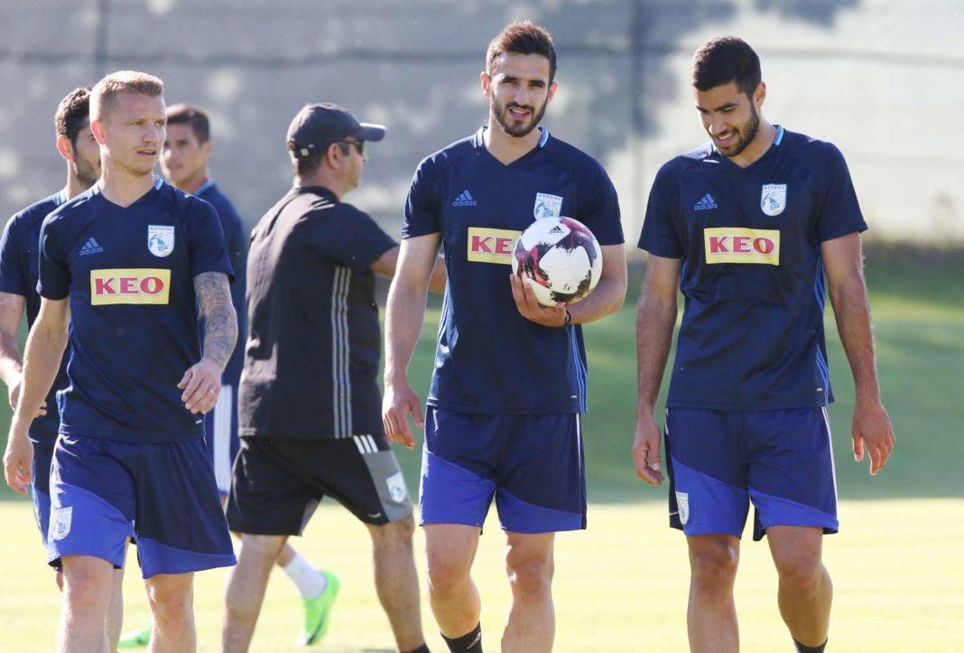 Αρχίζει σήμερα προετοιμασία η Εθνική μας ομάδα των Ανδρών