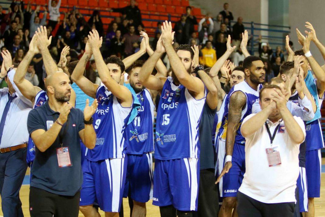 Τα τελευταία δευτερόλεπτα και οι πανηγυρισμοί από τον αγώνα Κύπρος-Πορτογαλία
