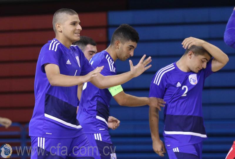 Φούτσαλ: Νέος κύκλος προπονήσεων της Εθνικής Νέων U19