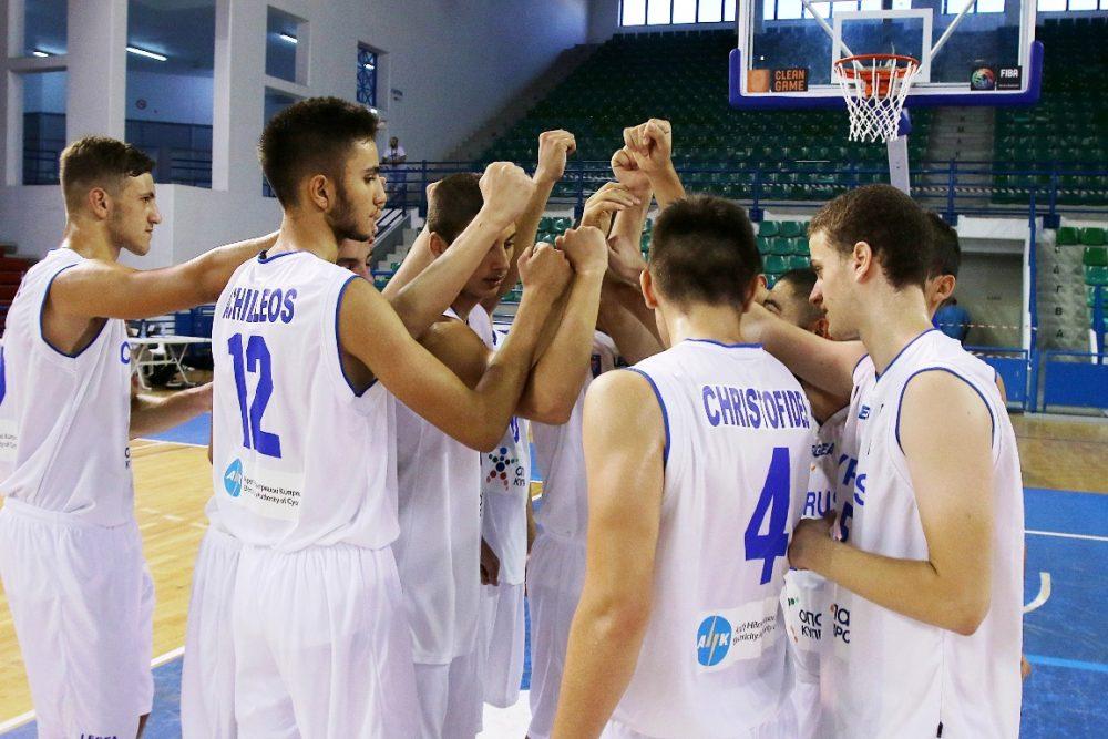 Εθνική Κ16: Πάει για επίτευξη του μεγάλου στόχου (δηλώσεις Νικολάου)