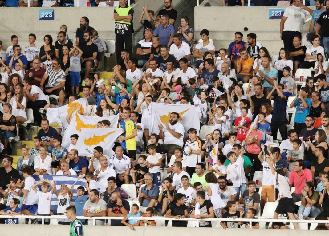 Συνεχίζεται η πώληση των εισιτηρίων για τον αγώνα της Εθνικής μας με την Ελλάδα
