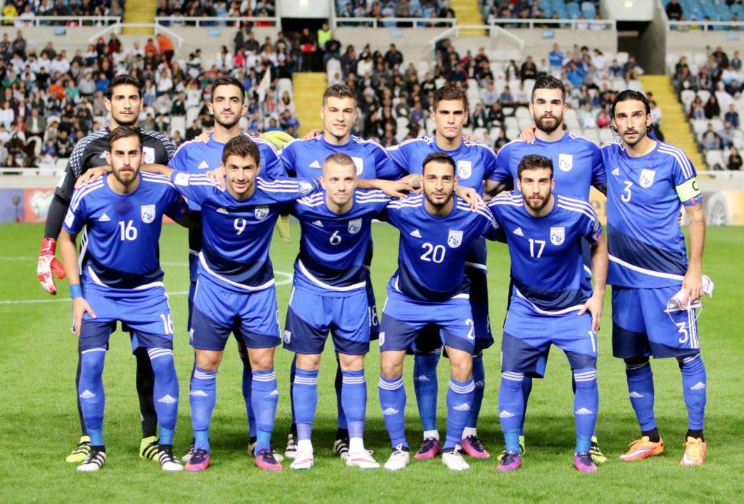 To πρόγραμμα ενόψει των αγώνων με Καζακστάν και Εσθονία