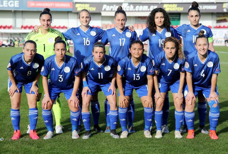 Ήττα της Εθνικής Γυναικών στο ιστορικό πρώτο εντός έδρας παιχνίδι