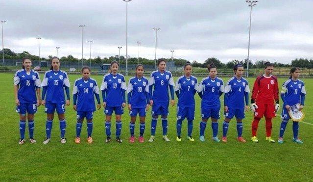 Εθνική Νεανίδων K-19: Τελευταίες προπονήσεις πριν την αναχώρηση για Αλβανία