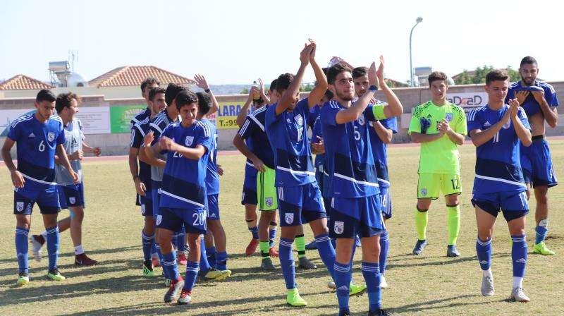 Εθνική Νέων: Πέντε φιλικοί αγώνες πριν από τον Elite round