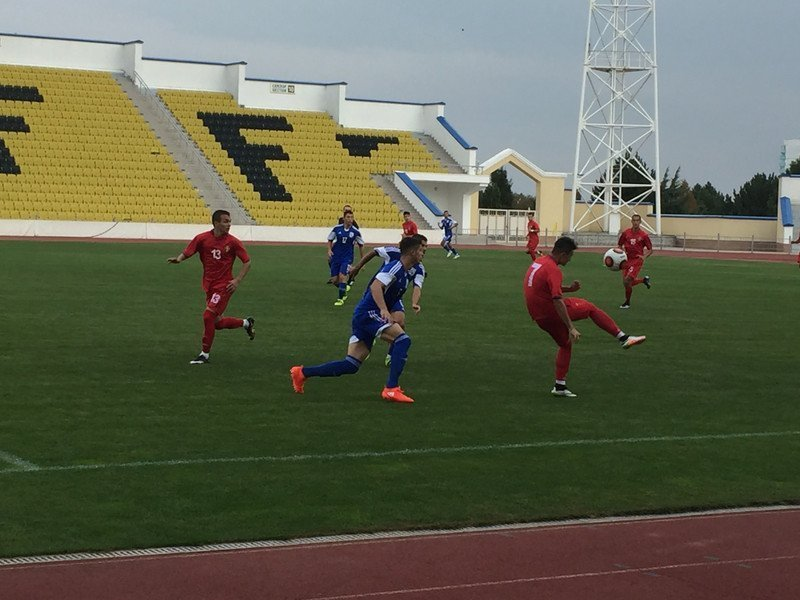 Ισόπαλο το πρώτο φιλικό της Εθνικής Νέων με Μολδαβία