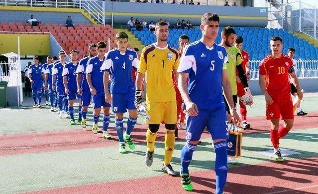 Εθνική Νέων: Στα Σκόπια για νέο διπλό (δηλώσεις Νεόφυτου Λάρκου)