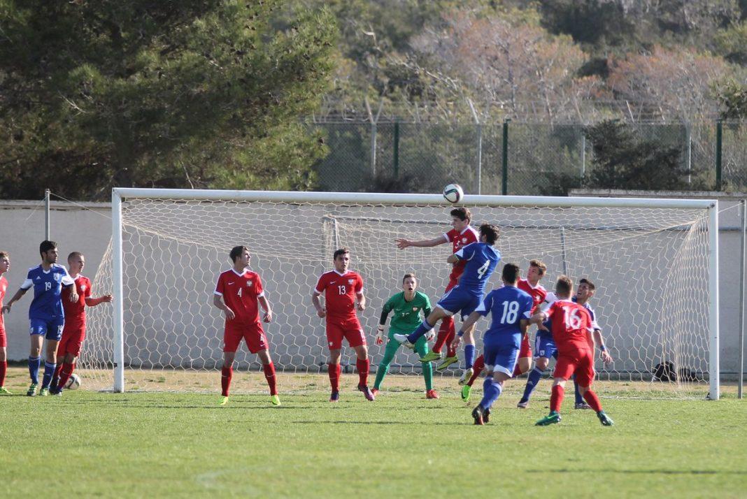 Σε διεθνές τουρνουά στην Αρμενία η Εθνική Παίδων U-15