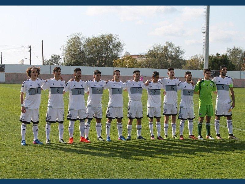 Πρεμιέρα σήμερα για την Εθνική Παίδων απέναντι στην Σλοβακία