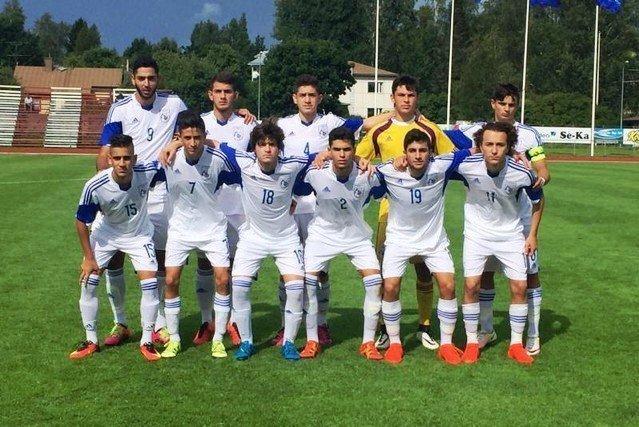 Φιλικά της Εθνικής Παίδων με Λουξεμβούργο