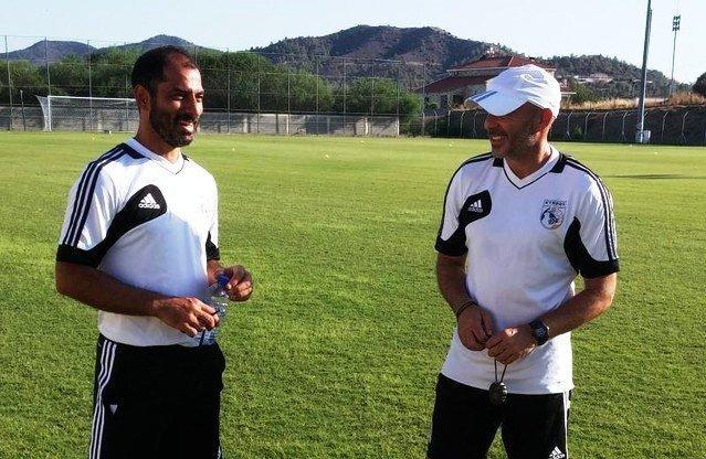 Ολοκληρώνεται η προετοιμασία της Εθνικής Παίδων U-17