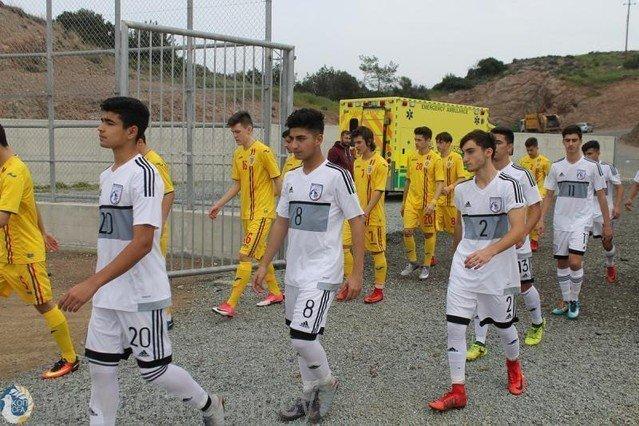 Εθνική Παίδων U15 - Μαυροβούνιο σήμερα στις 15:00