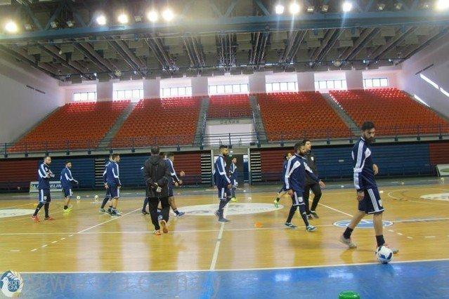 Συνεχίζεται καθημερινά η προετοιμασία της Εθνικής Ανδρών Futsal