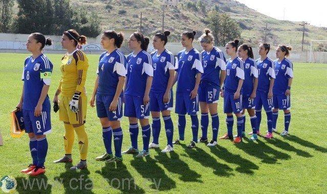 Φιλικά στην Ελλάδα για την Εθνική Γυναικών