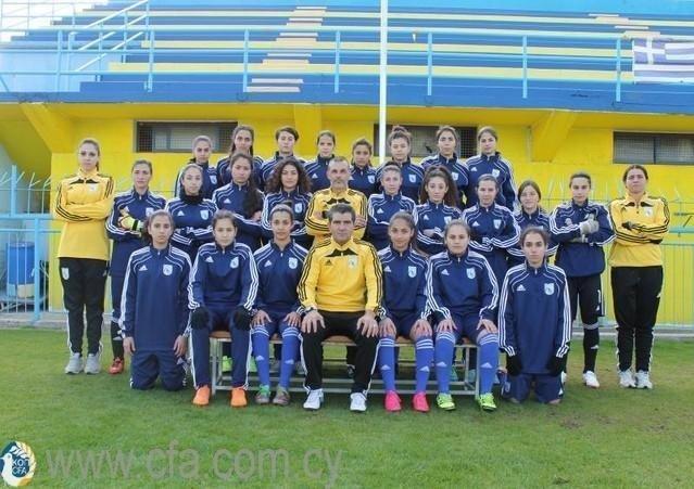 Προετοιμασία Εθνικής Νεανίδων U-19