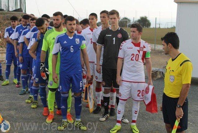 Κλήση Εθνικής U-19