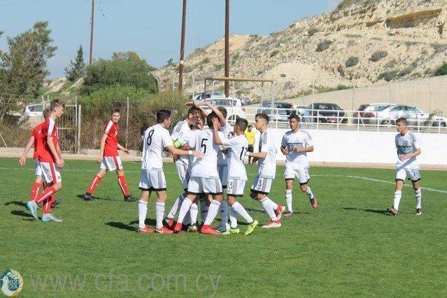 Κλήση Εθνικής Παίδων U14