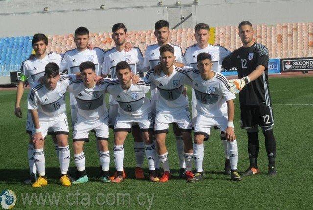 Η αποστολή της Εθνικής Παίδων U17 για Κροατία