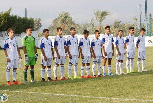 Ελεύθερη είσοδος στους αγώνες της Εθνικής Παίδων U-17 (Στην Πάφο η αποστολή)