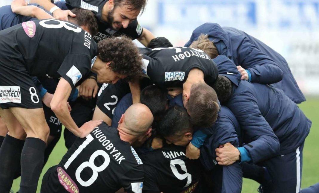 Εθνικός μετά την 5άδα: «Όταν η ποδοσφαιρική λογική σταμάτησε… μπήκαμε στο γήπεδο»