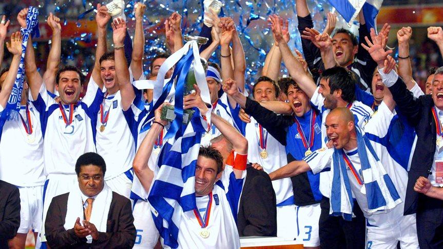 Δώδεκα χρόνια από το έπος της Ελλάδας!