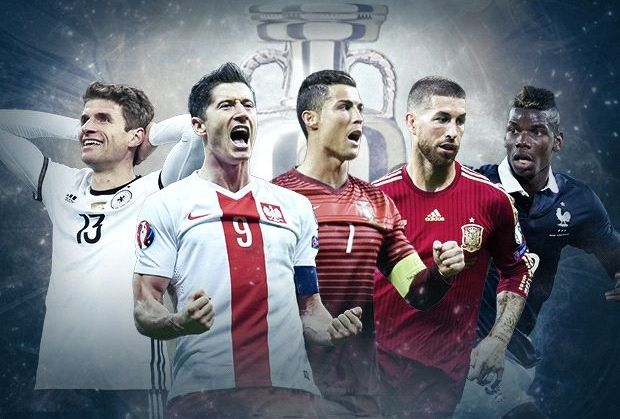 Όλες οι 23άδες του Euro 2016