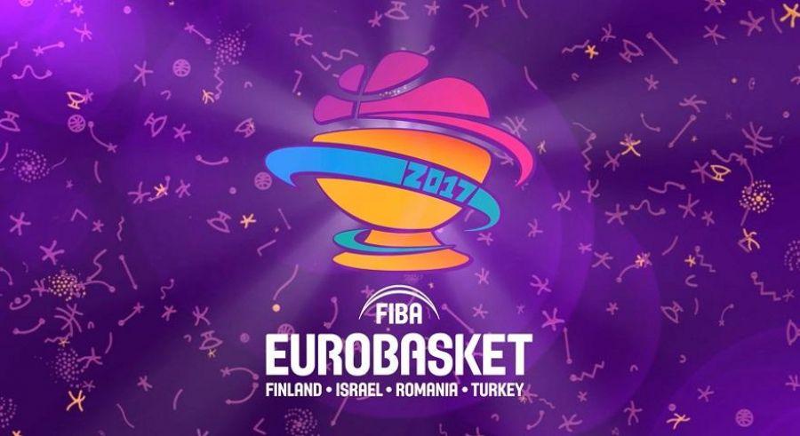 Οι ομάδες του Ευρωμπάσκετ του 2017