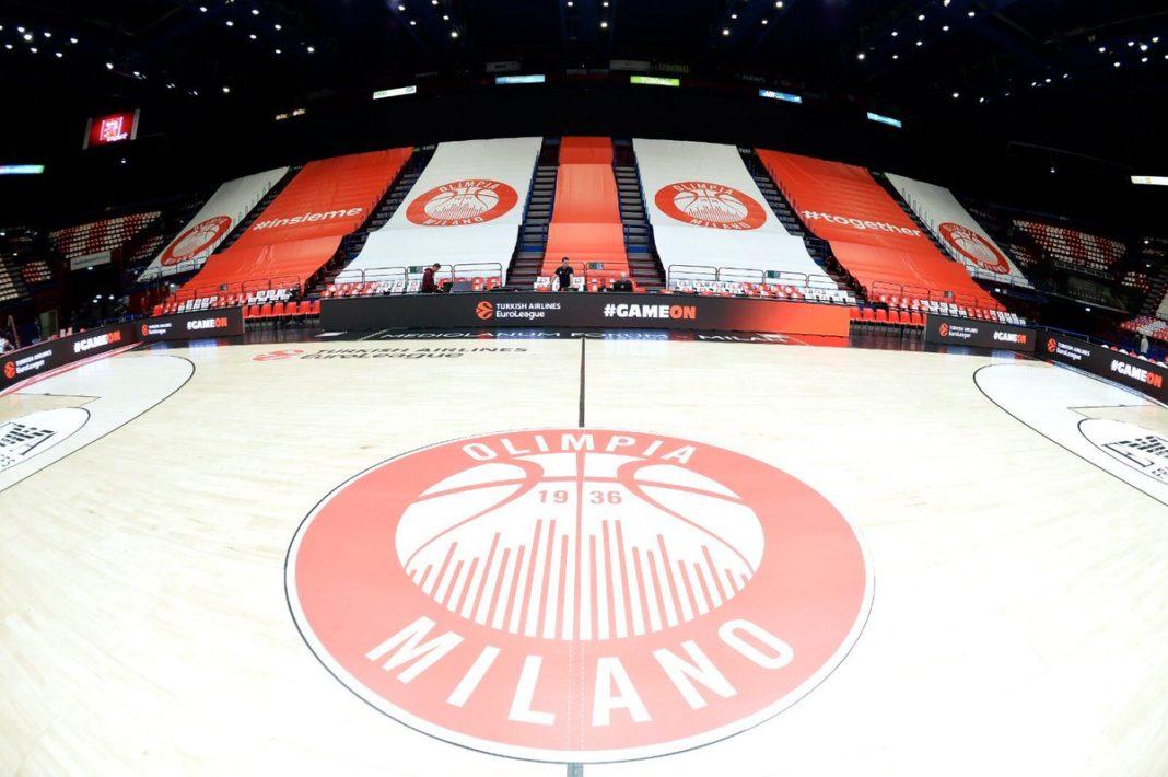 Αίτημα του Ολυμπιακού για αναβολή ή αλλαγή έδρας με Αρμάνι Μιλάνο