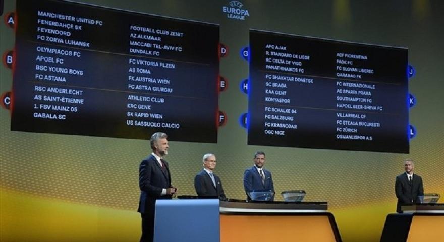Τα λεφτά που δίνει η OYEΦΑ στις ομάδες στο Γιουρόπα Λιγκ