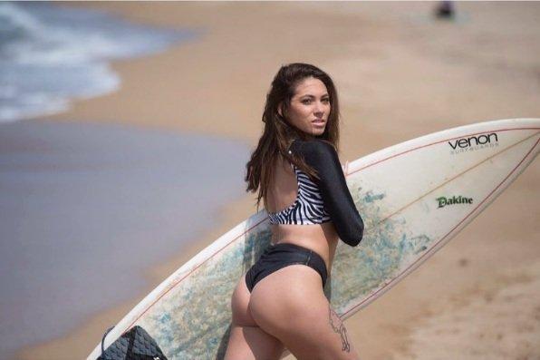 Η πιο σέξι Ελληνίδα αθλητικογράφος! (pics)