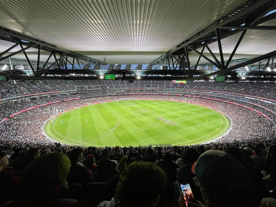 Οι Αυστραλοί νίκησαν την πανδημία: 78.000 θεατές σε αγώνα ράγκμπι