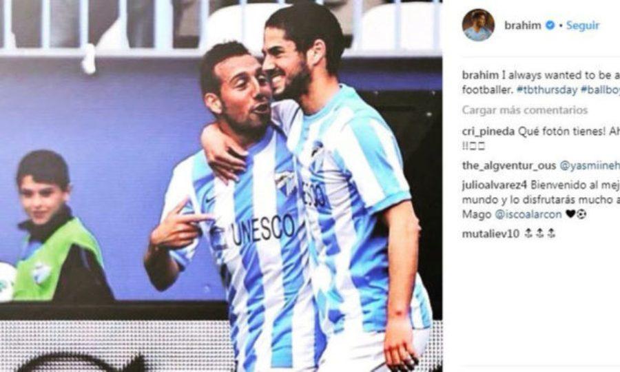 Μπραχίμ Ντίαθ: Από ball boy στη La Liga