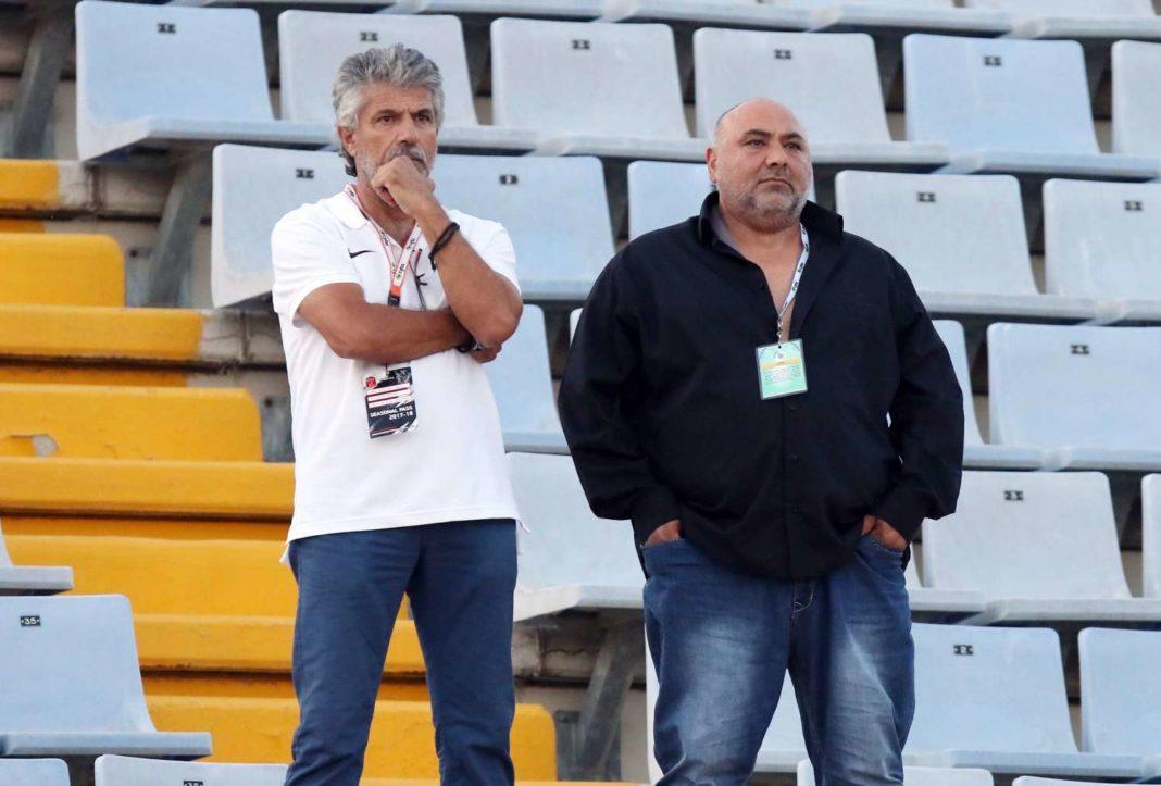 Φανιέρος: «Ο αρχηγός έχει προβλήματα και οι... διαιτητές χορεύουν»