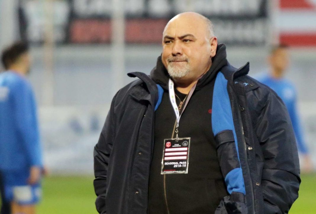 Ο Φανιέρος αποκάλυψε γιατί ο Κούμας διέκοψε το κυπριακό πρωτάθλημα
