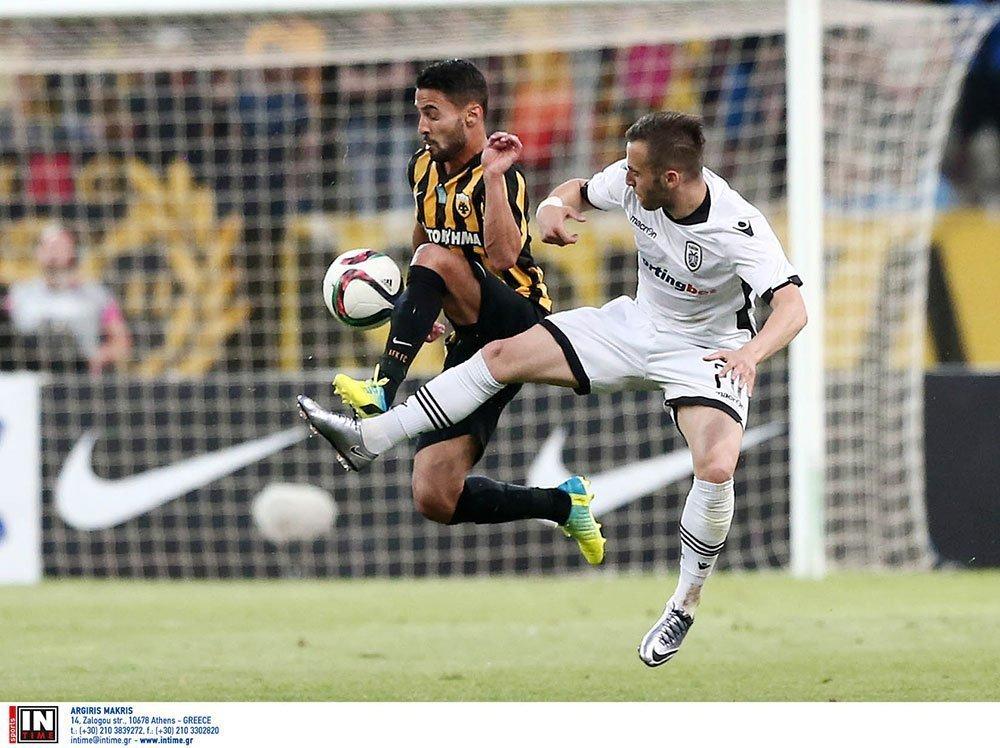 Live: ΑΕΚ - ΠΑΟΚ 0-0 (τελικό)