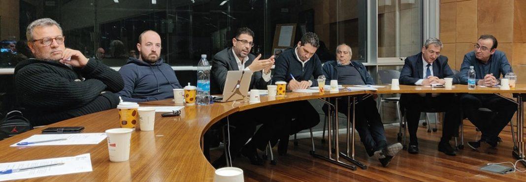 ΚΟΚ: Σύσκεψη με ομάδες Β1-Β2 κατηγορίας