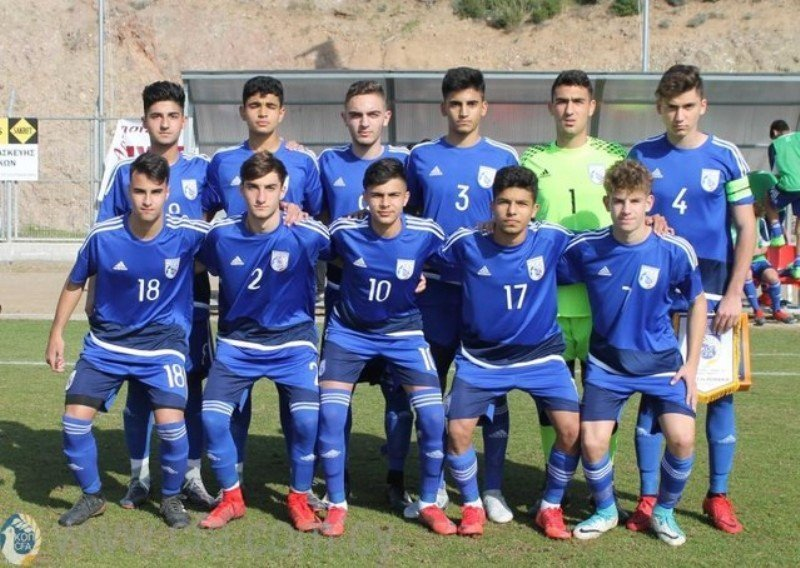 Ήττα της Εθνικής Παίδων από τη Ρουμανία