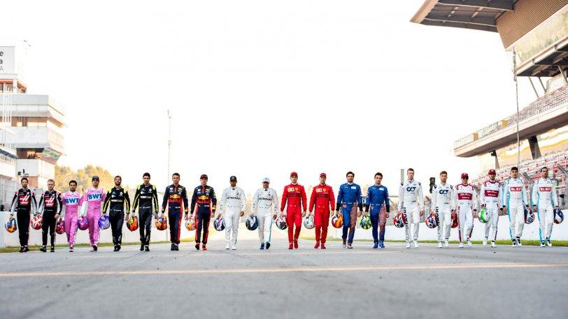 Το μισθολόγιο της Formula 1 για το 2020