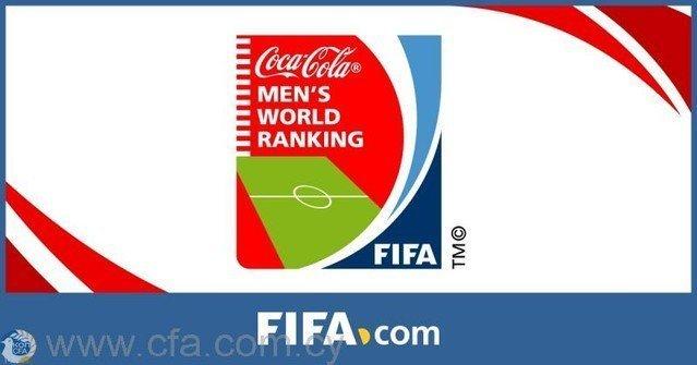 Η κατάταξη της FIFA