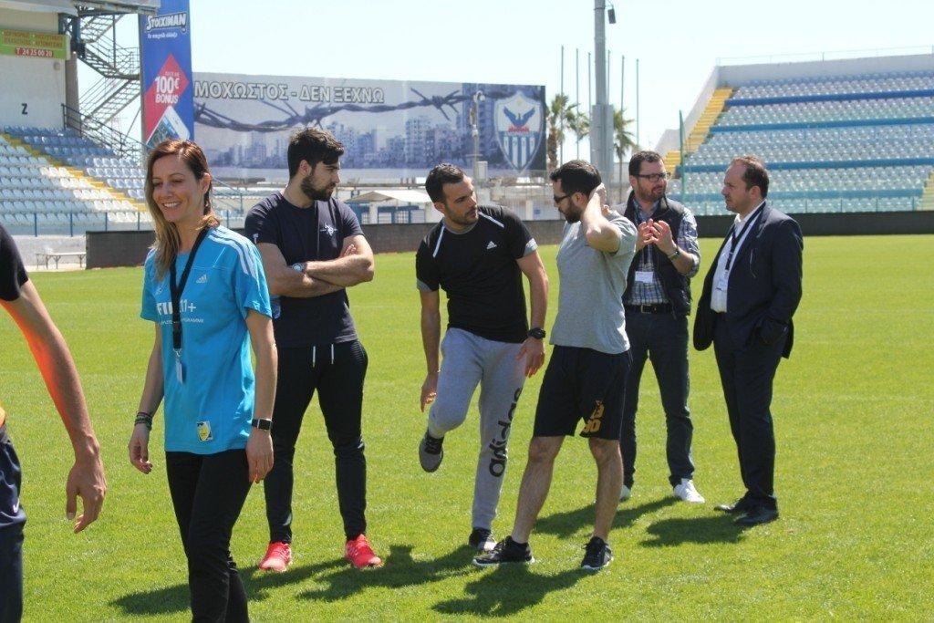 Ολοκληρώθηκε η πρώτη ημέρα του Αθλητιατρικού Συνεδρίου
